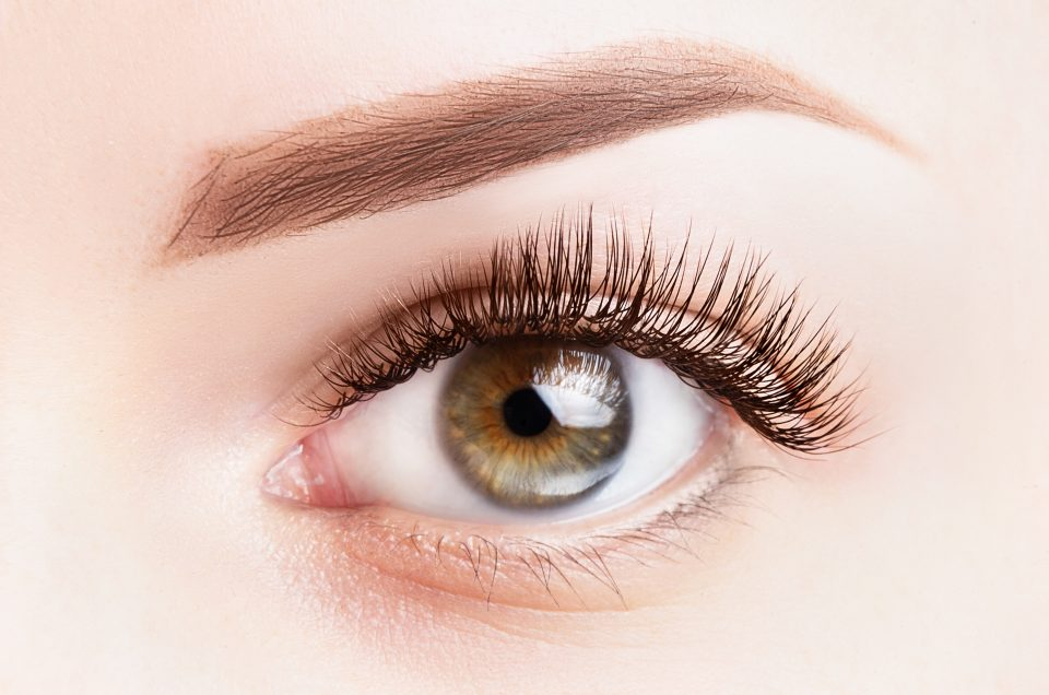 Lash Lift Vs Lash Extensions: What's the Difference?