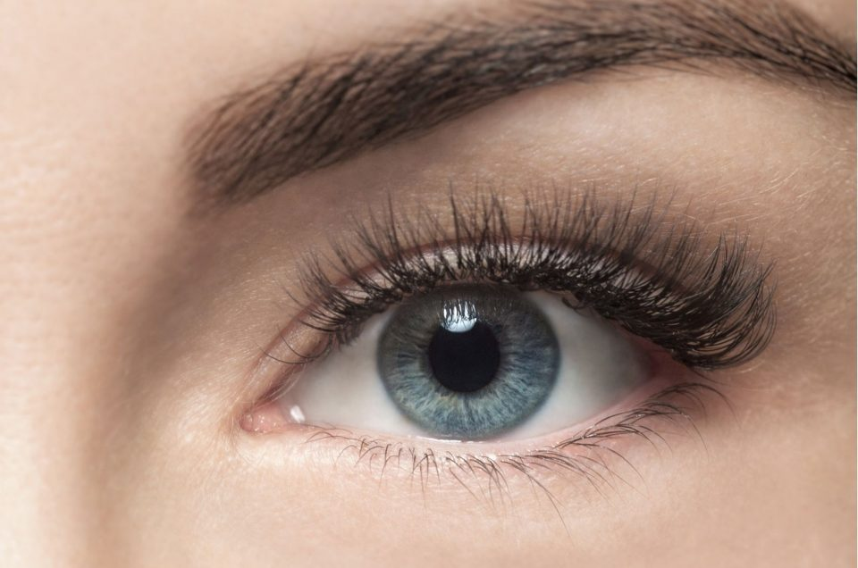 Are You Washing Your Lashes?